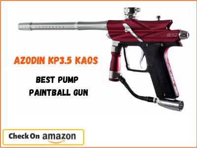 Azodin KP 3.5 Kaos Pump Paintball Marker