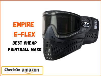 Empire E-Flex Paintball Mask