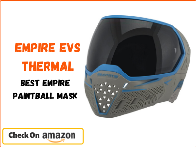 Empire EVS thermal paintball mask