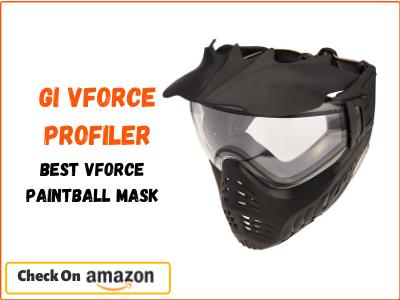 GI Vforce Profiler Thermal paintball mask