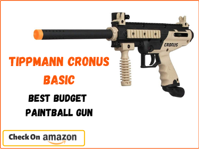 Tippman Cronus Basic, Best budget paintball gun