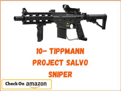 Tippmann U.S. Army Project Salvo