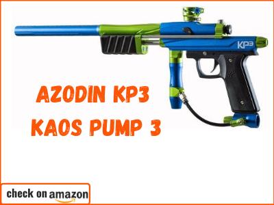 Azodin KP3 Kaos Pump 3 Paintball Marker