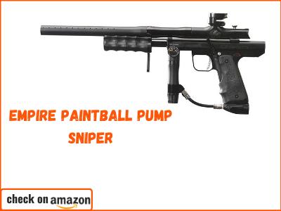 best pump paintball guns