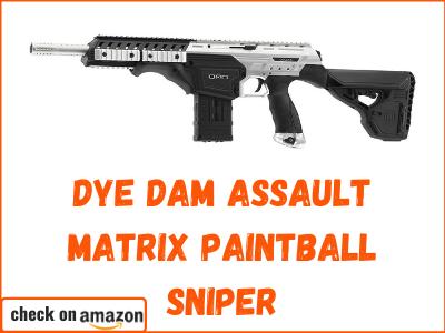 Dye DAM Assault Matrix