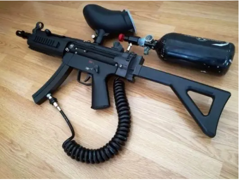 put back the gun together