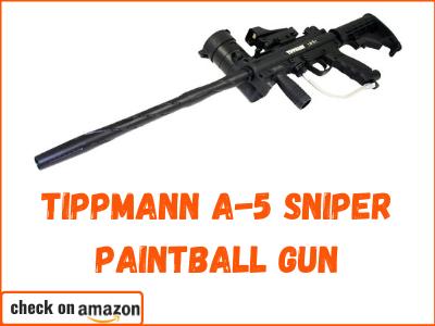 Best paintball sniper rifle