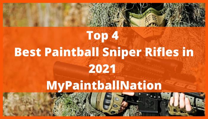 Best Paintball sniper rifles