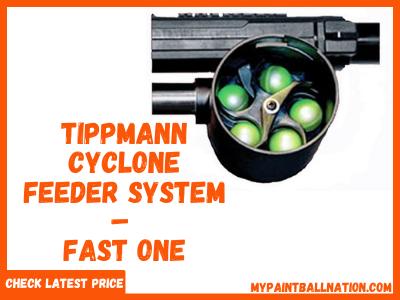 Tippmann Cyclone Feeder System