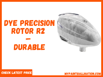 Dye Precision Rotor R2