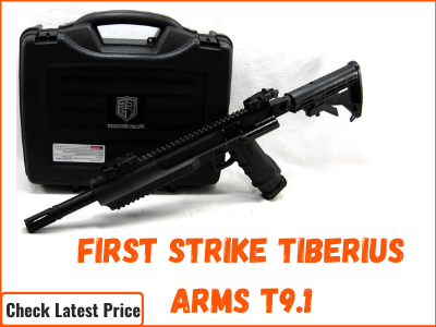 First Strike Tiberius Arms T9.1 Base Marker