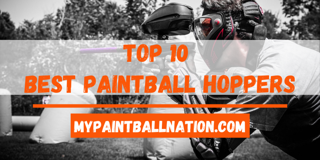 Best Paintball Hoppers 2021 | Top Loader Reviews
