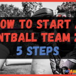 How to Start a Paintball Team 2021 - 5 Steps | MyPaintballNation