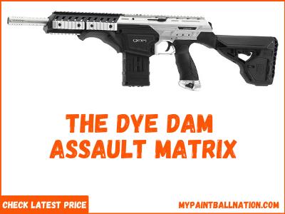 The Dye Dam Assault Matrix