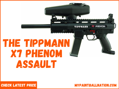 The Tippmann X7 Phenom Assault