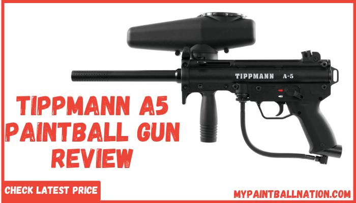 tippman a5 review