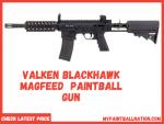 VALKEN BLACKHAWK MAGFEEDPaintball Gun