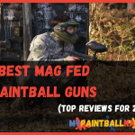 Best Mag Fed Paintball Guns (Top Reviews for 2021)