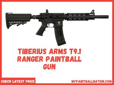 TIBERIUS ARMS T9.1 RANGER PAINTBALL GUN
