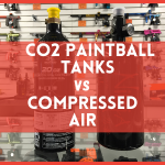 Co2 Paintball Tanks vs. Compressed Air - which one?