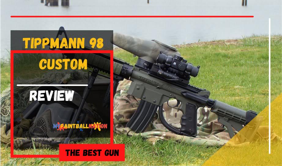 tippmann 98 custom reviews