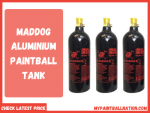Maddog 20 Oz Refillable Aluminum CO2