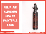 Ninja Air Aluminum HPA N2 Paintball Tank