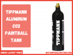 Aluminum CO2 Paintball Tank