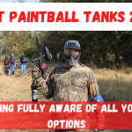 Top 10 Best Paintball Tanks 2021 - Top Legit Reviews