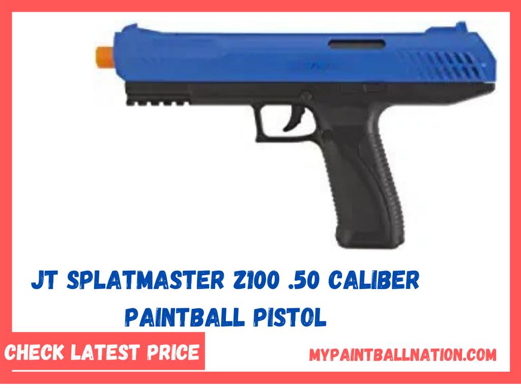 JT Splatmaster z100 .50 caliber